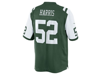 New York Jets David Harris Nike NFL Men's Limited Jersey