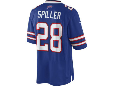 Buffalo Bills C.J. Spiller Nike NFL Men's Limited Jersey