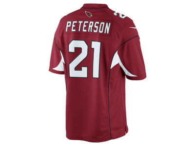 Arizona Cardinals Patrick Peterson Nike NFL Men's Limited Jersey