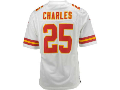 Kansas City Chiefs Jamaal Charles Nike NFL Men's Limited Jersey