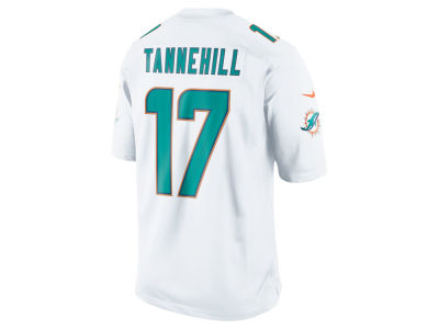 Miami Dolphins Ryan Tannehill Nike NFL Men's Limited Jersey