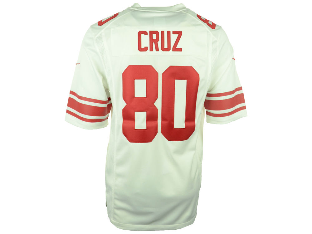 ecc1e9bd5 New York Giants Victor Cruz Nike NFL Men s Limited Jersey