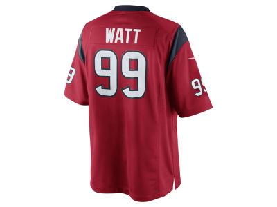 Houston Texans J. J. Watt Nike NFL Men's Limited Jersey
