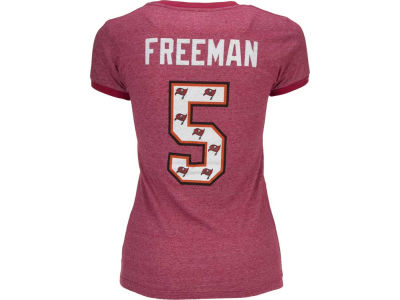 Tampa Bay Buccaneers Josh Freeman NFL Bucs Womens Long Sleeve T-Shirt XP