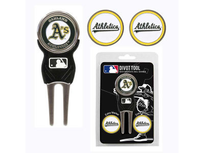 Oakland Athletics Divot Tool and Markers