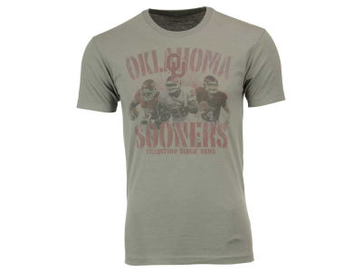 Oklahoma Sooners NCAA Men's Tradition Target T-Shirt