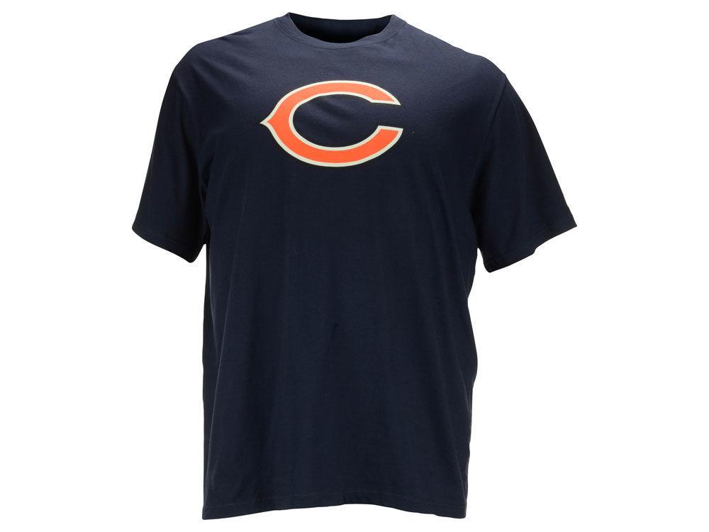 c466c6a95 Chicago Bears Nike NFL Men s Oversized Logo T-Shirt