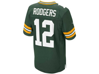 Green Bay Packers Aaron Rodgers Nike NFL Limited Nike Jersey