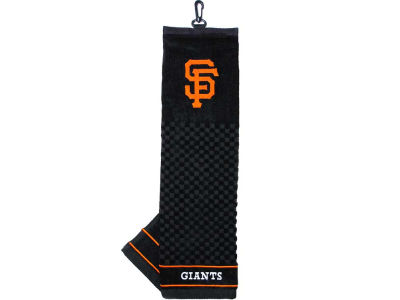 San Francisco Giants Trifold Golf Towel
