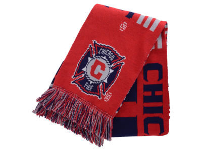 Chicago Fire Authentic Draft Scarf