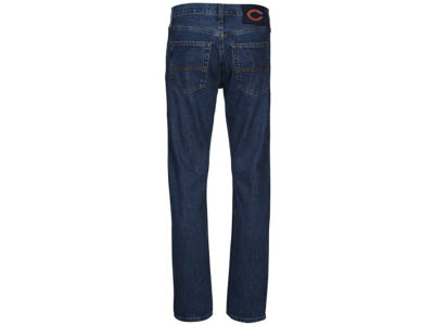 Chicago Bears NFL Stone Wash Grid Classic Denim Jeans