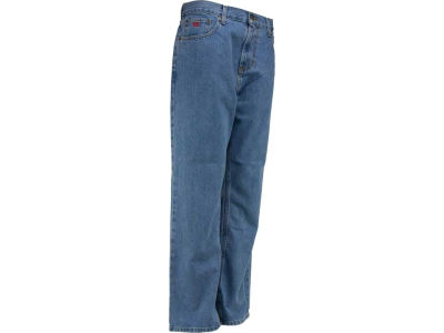 Chicago Bears NFL Light Wash Tailgater Relaxed Fit Denim Jeans