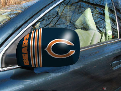Chicago Bears NFL Small Car Mirror Covers