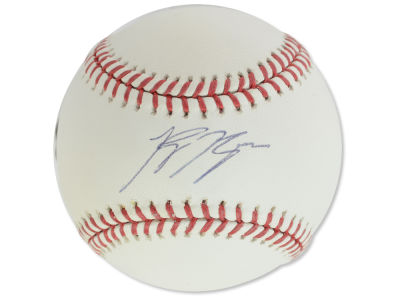 Milwaukee Brewers Ryan Braun Ryan Braun Autographed Baseball