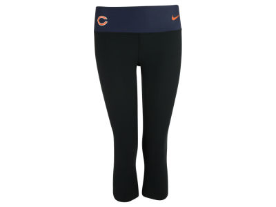 Chicago Bears Nike NFL Women's Dri-Fit Performance Legend Capri Pants