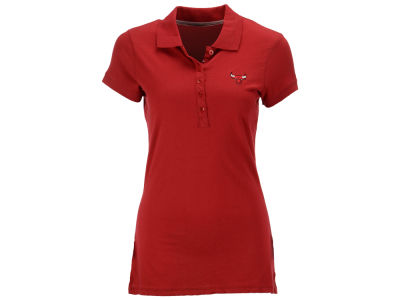 Chicago Bulls NBA Women's Spark Polo Shirt