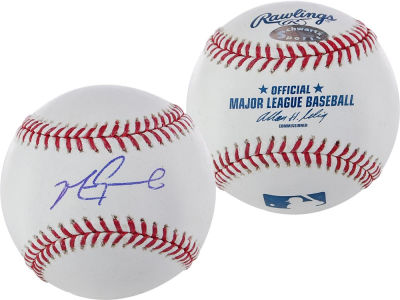 Chicago Cubs Mark Grace Mark Grace Autographed Baseball