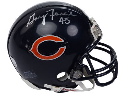 Chicago Bears Gary Fencik Autographed Mini Helmet