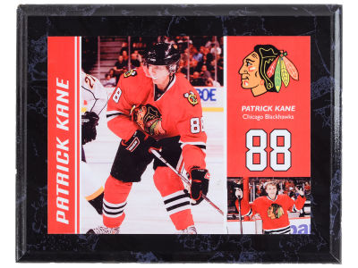 Chicago Blackhawks Patrick Kane  NHL 8x10 Player Plaque