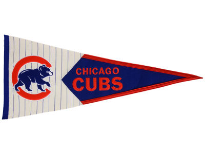 Chicago Cubs Classic Pennant