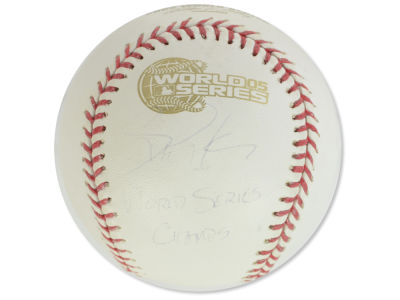 Chicago White Sox Scott Podsednik Scott Podsednik 2005 World Series Champs Autographed Baseball