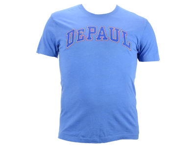 DePaul Blue Demons NCAA Men's Traditional Ring Spun T-Shirt