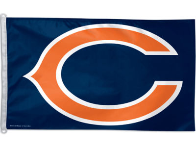 Chicago Bears 3x5ft Flag