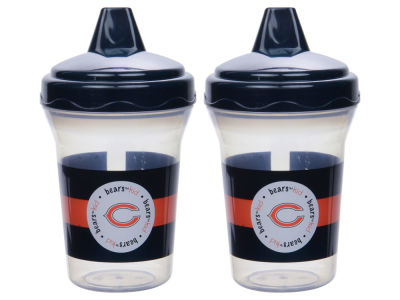 Chicago Bears 2-pack Sippy Cup Set
