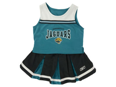 Jacksonville Jaguars NFL Toddler 2 Piece Cheer Set