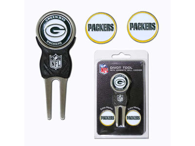 Green Bay Packers Divot Tool and Markers
