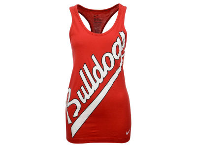Georgia Bulldogs Nike NCAA Women's Boyfriend Tank