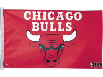 Chicago Bulls 3x5ft Flag