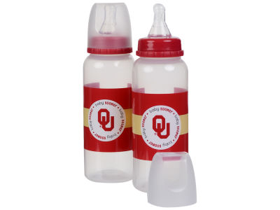Oklahoma Sooners Sippy Cup 2-Pack