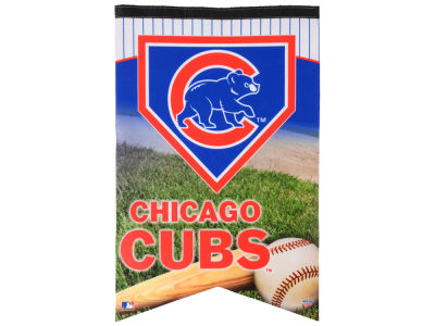 Chicago Cubs 17x26 Premium Quality Banner