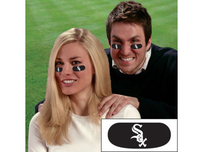 Chicago White Sox MLB Eye Black Strips 2 Pack
