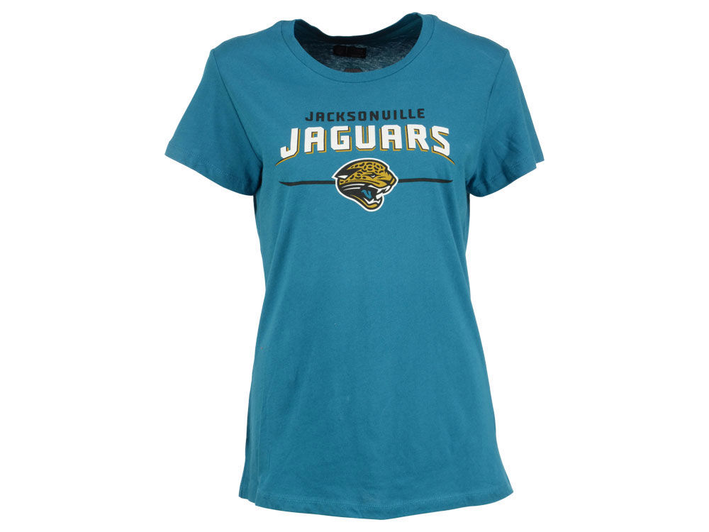 Jacksonville Jaguars NFL Women s Franchise Fit II T-Shirt  9e7a86640