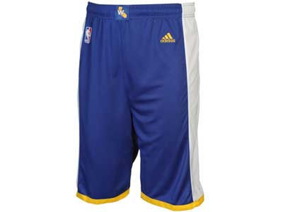 Golden State Warriors NBA Youth Replica Shorts