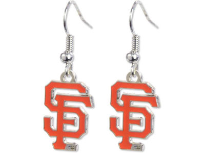 San Francisco Giants Logo Earrings