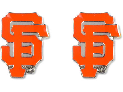 San Francisco Giants Logo Post Earrings