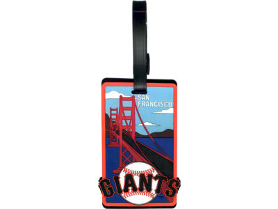 San Francisco Giants Aminco Soft Bag Tag