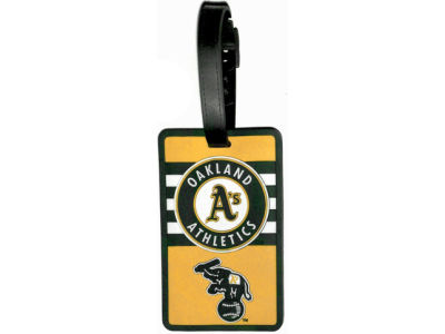 Oakland Athletics Soft Bag Tag