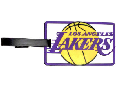 Los Angeles Lakers Aminco Soft Bag Tag