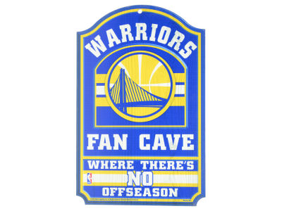 Golden State Warriors 11x17 Wood Sign