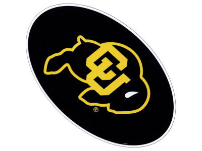 Colorado Buffaloes 8in Car Magnet