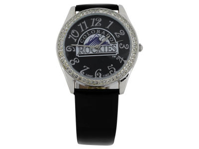 Colorado Rockies Glitz Ladies Watch