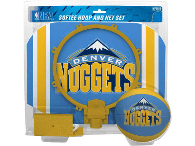 Denver Nuggets Slam Dunk Hoop Set