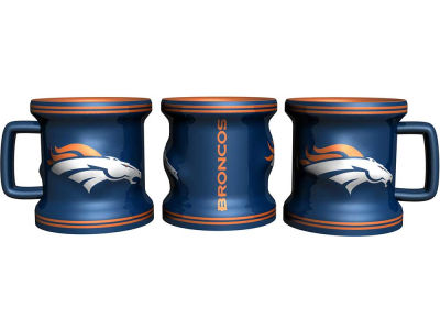 Denver Broncos 2oz Mini Mug Shot