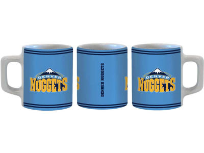 Denver Nuggets Sublimated Mini Mug-2oz.