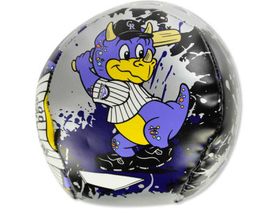 Colorado Rockies Softee Quick Toss Baseball 4inch