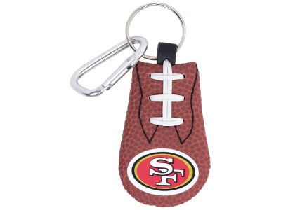 San Francisco 49ers Game Wear Keychain